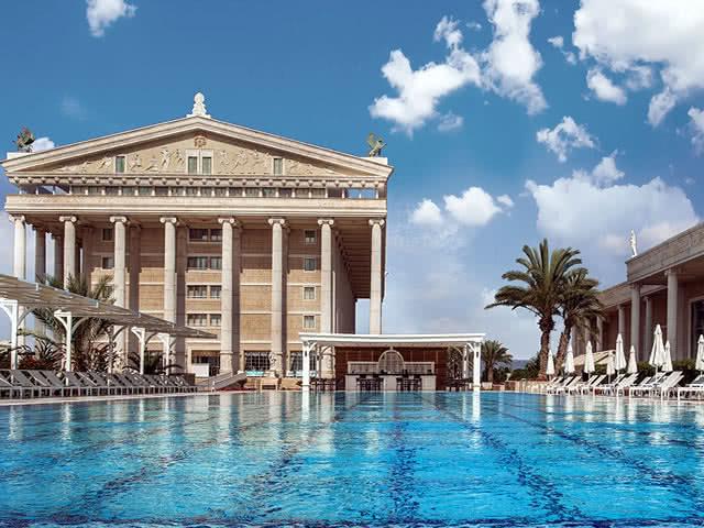 VIP Havuz - Kaya Artemis Resort