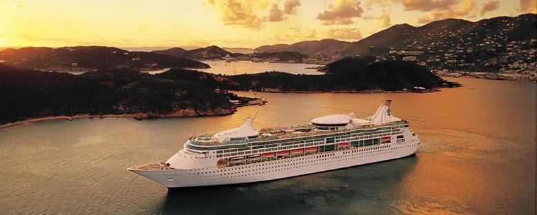 Vision of the Seas ile Batı Avrupa Gemi Turu