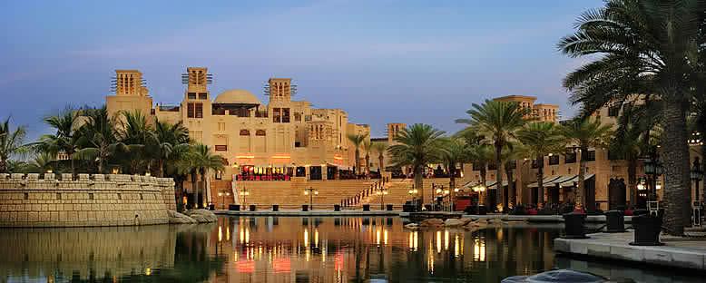 Tarihi Çarşı - Dubai