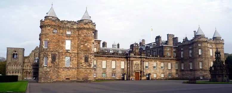 Holyrood Şatosu - Edinburgh