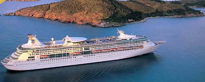Vision of the Seas Cruise Gemisi