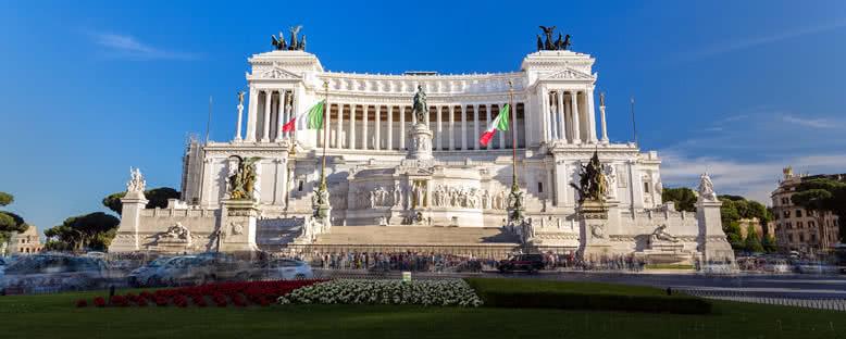 Vittorio Emanuele II Anıtı - Roma