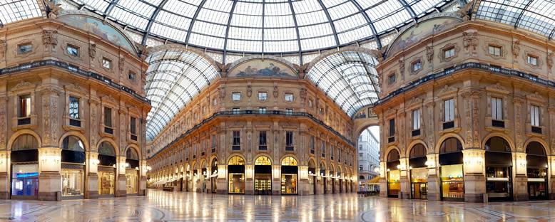 Vittorio Emanuele II Galerisi - Milano