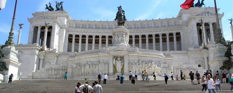Vittorio Emanuelle Anıtı - Roma