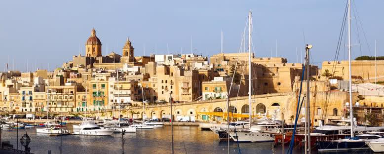 Vittoriosa Bölgesi - Malta