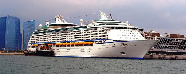 Voyager of the Seas ile Japonya Gemi Turu