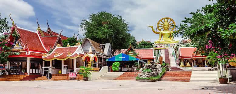 Wat Phra Yai - Koh Samui