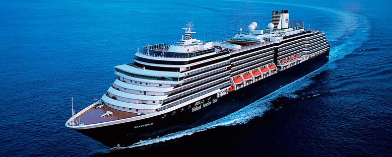 Westerdam ile Uzakdoğu Gemi Turu