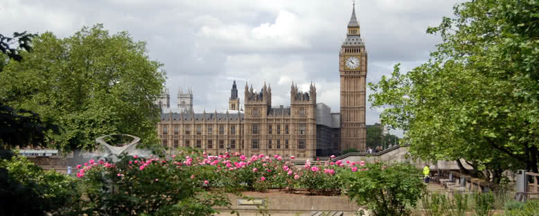 Westminster ve Big Ben - Londra