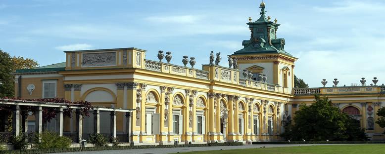Wilanow Sarayı - Varşova