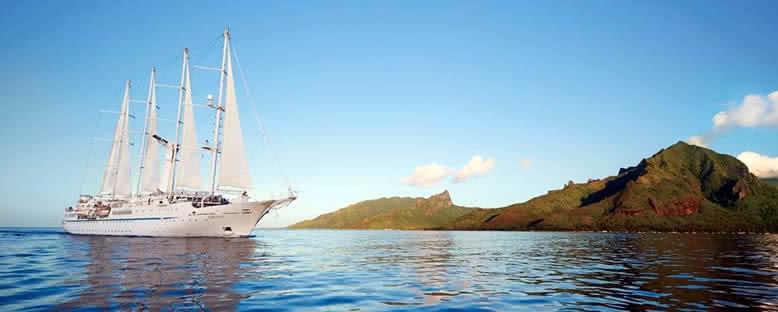 Wind Spirit ile Tahiti