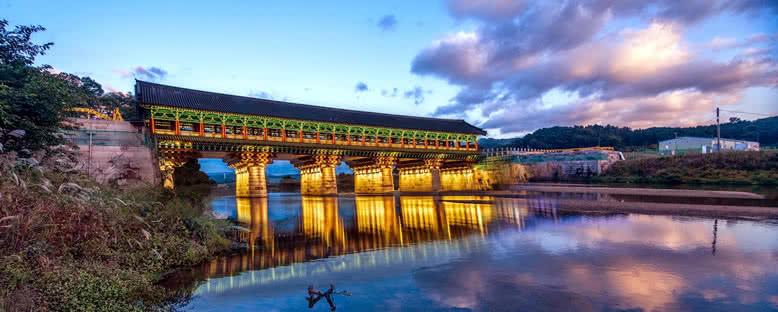 Woljeong Köprüsü - Gyeongju