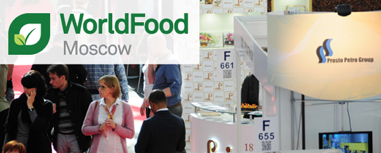 Worldfood Moscow Fuarı