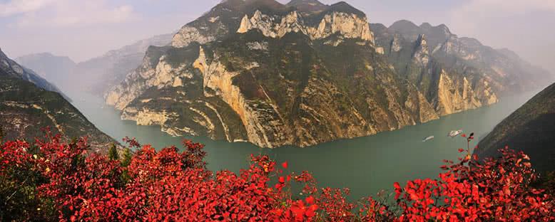 Wu Boğazı - Yangtze