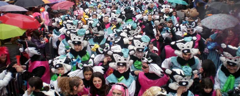 Yağmurda Eğlence -  İskeçe Festivali