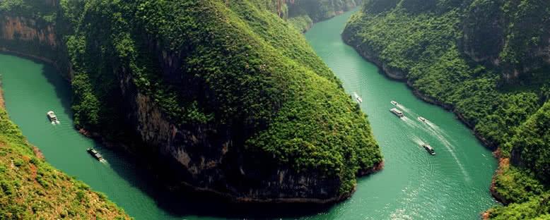 Yangtze Nehri - Çin
