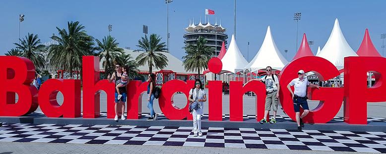 Yarış Alanı - Bahreyn