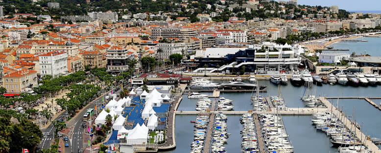 Yat Limanı - Cannes