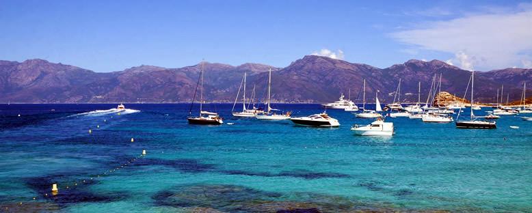 Yat Limanı - Korsika