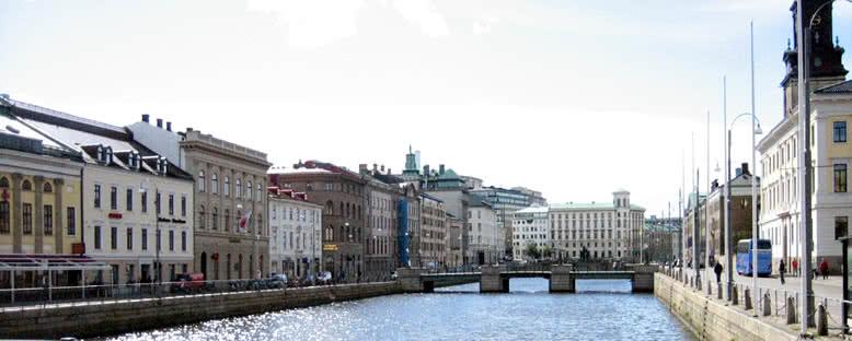 Yaz Manzarası - Göteborg