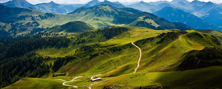 Yaz Manzarası - Kopaonik