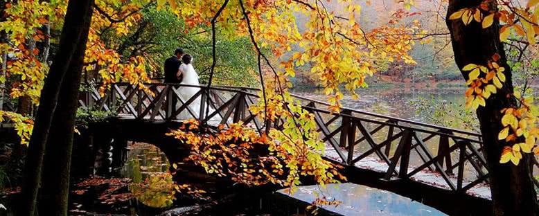 Yeni Evli Çift - Yedigöller