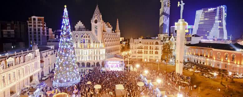 Yeni Yıl Kutlamaları - Batum