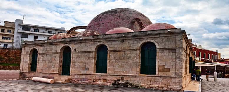 Yeniçeriler Camii - Girit