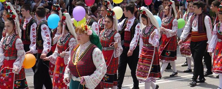 Yerli Gençler - Kazanlık Gül Festivali