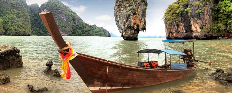 Yerlilerin Kayıkları - Phuket