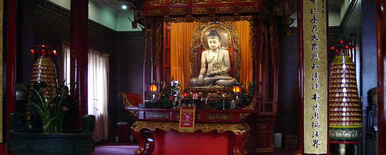 Yeşim Buddha Tapınağı - Şangay