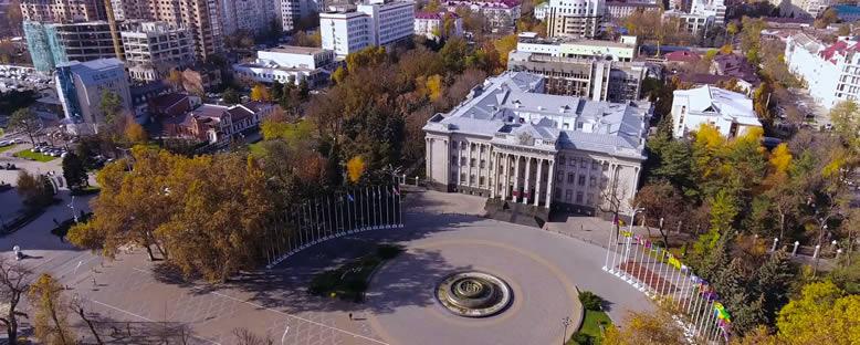 Yönetim Bölgesi - Krasnodar