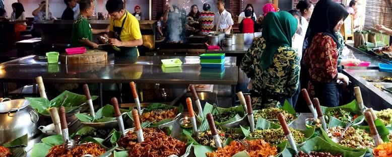 Yöresel Yemekler - Bandung