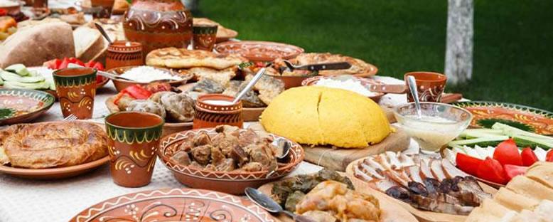 Yöresel Yemekler - Kişinev