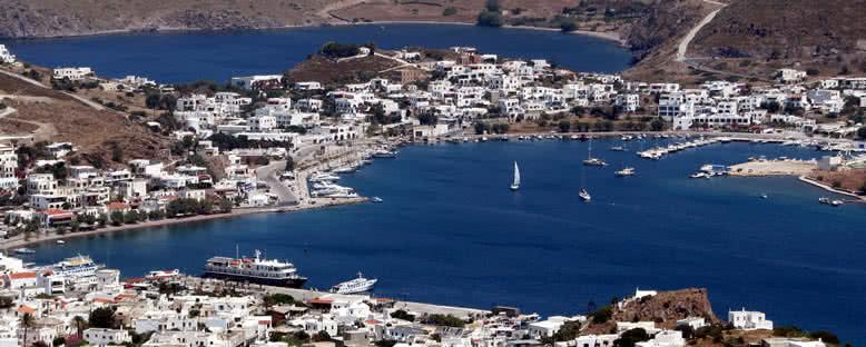 Ada Merkezi - Patmos