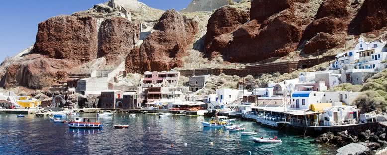 Amoudi Koyu - Santorini