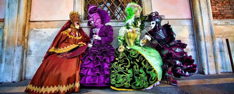 Karnaval Dönemi - Venedik