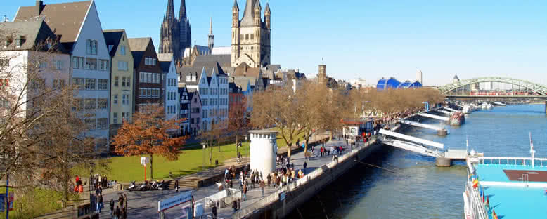 Yürüyüş Yolu - Köln