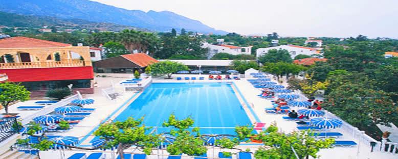 Yüzme Havuzu Genel - Riverside Garden Resort