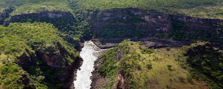 Zambezi Nehri - Zimbabwe