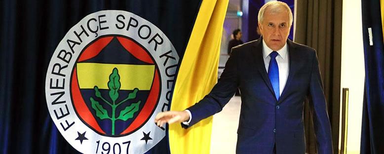 Zeljko Obradovic - Fenerbahçe Beko