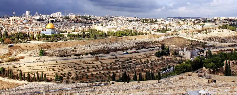 Zeytin Dağı - Kudüs