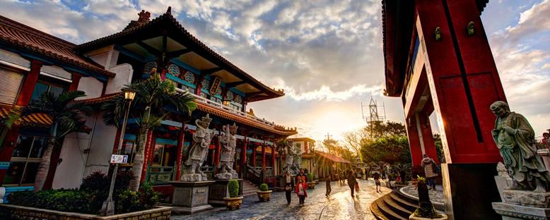 Zhongzheng Park - Keelung