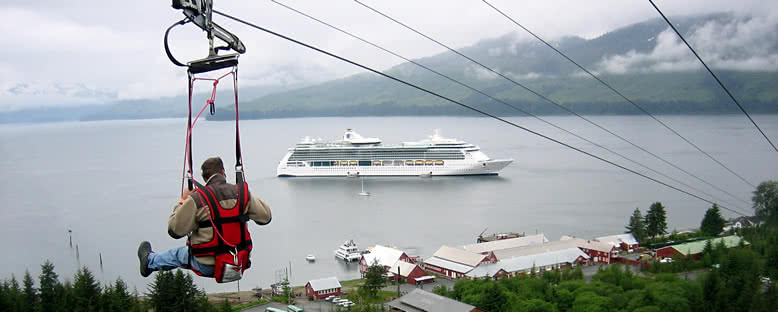 Zipline Turları - Alaska