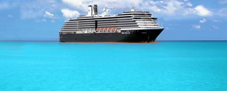 Zuiderdam Cruise Gemi Turu