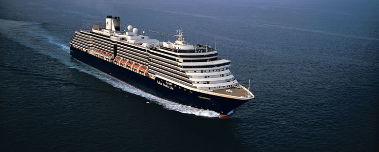 Zuiderdam Cruise Gemisi ile Kuzey Avrupa